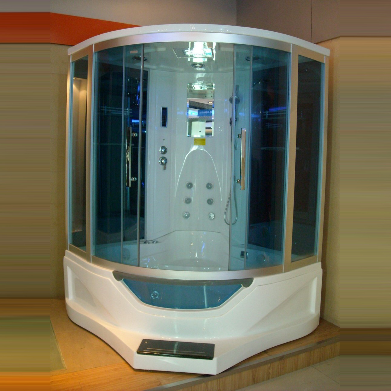Mesa 702a Steam Shower Combination