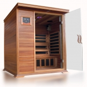 Wonderful Steam Showers · Far Infrared Sauna Hl 100k