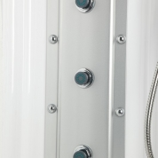 Mesa 608p Combination Steam Shower