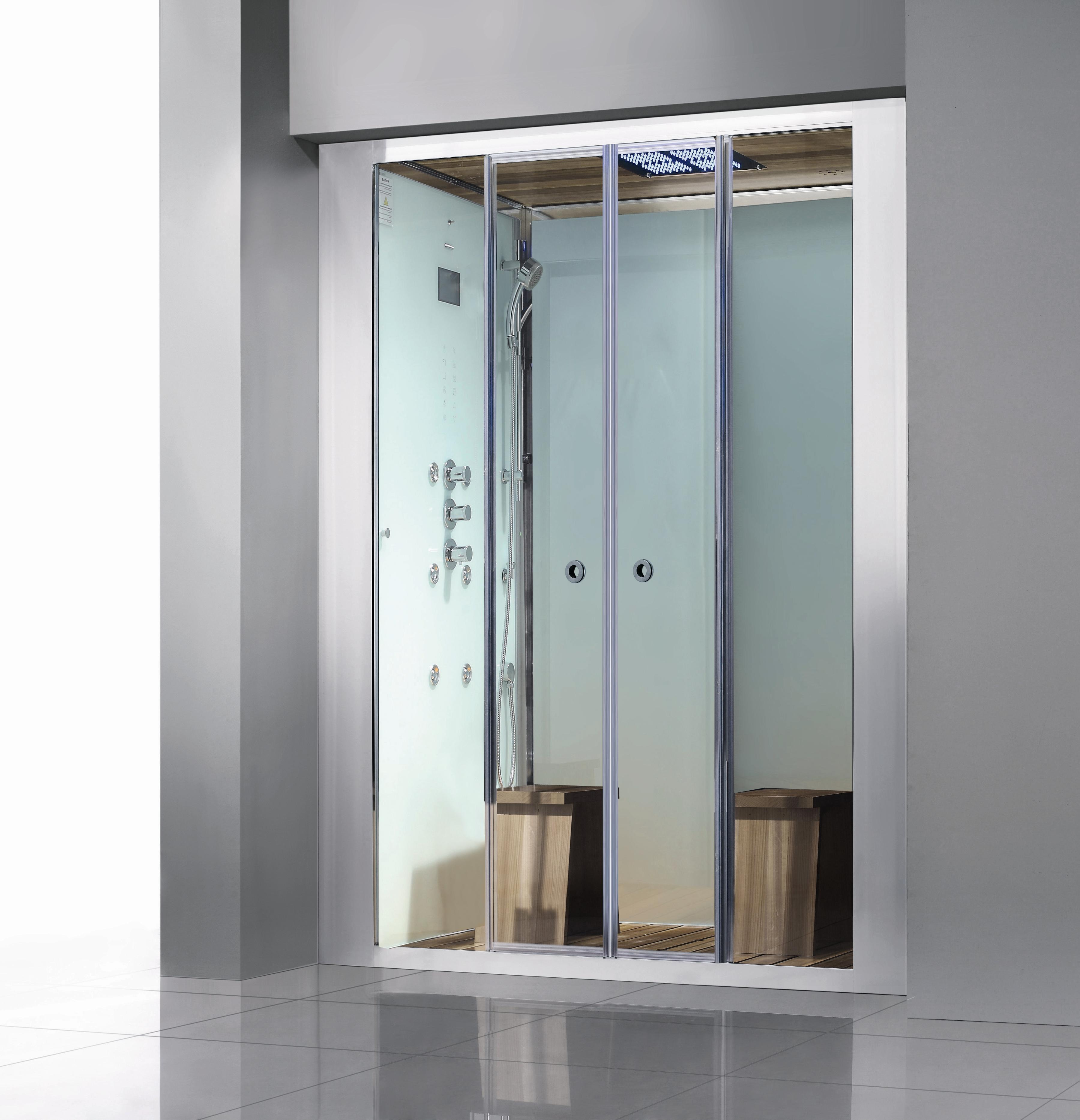 Athena Ws112 Steam Shower Steam Cabin Steam Sauna Steam Bath
