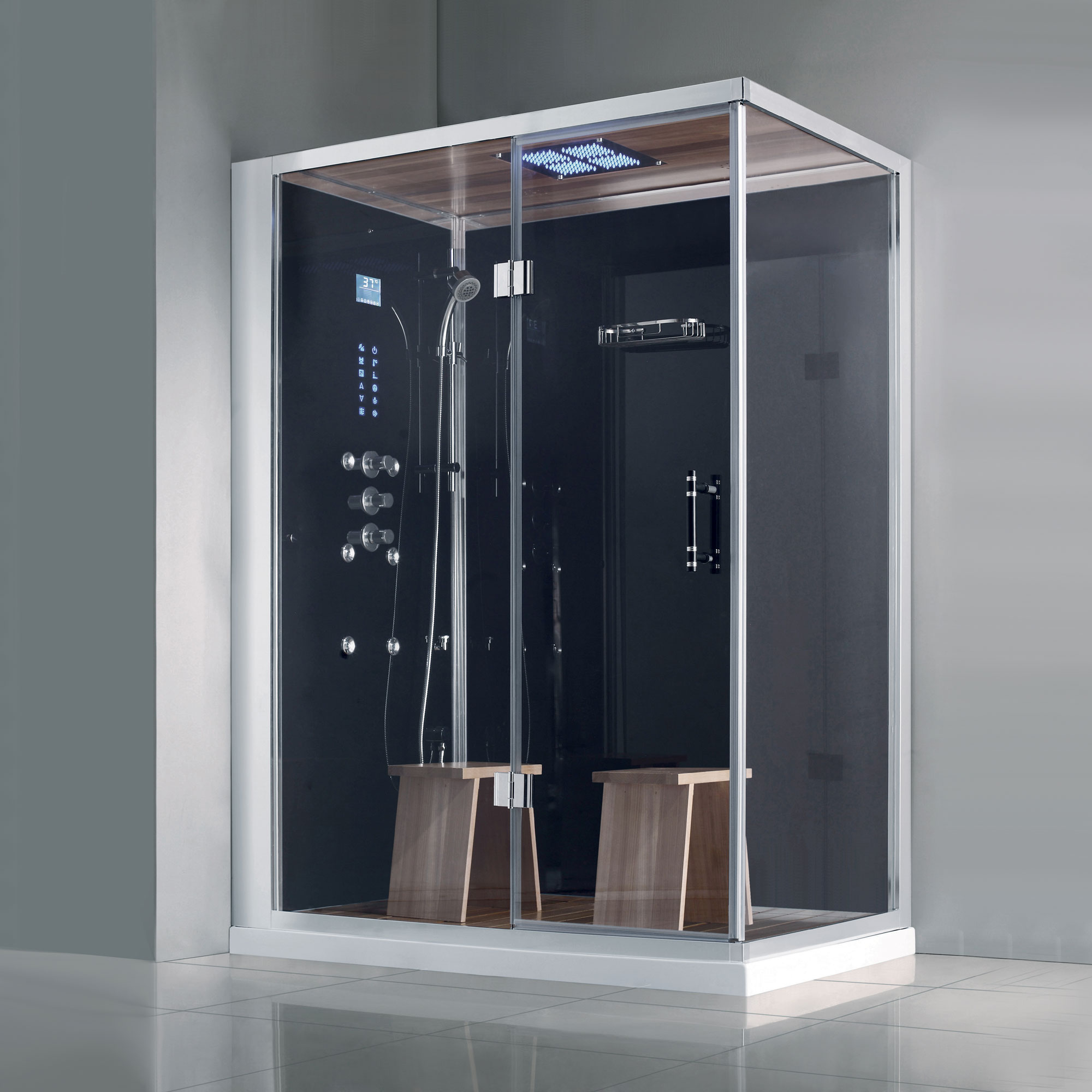 When space is an issue the combination steam shower and for Bathrooms r us reviews